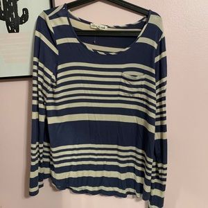 olive and oak   striped long sleeve